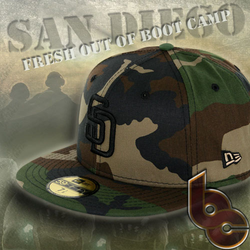 Camouflage Caps Honor our Military in SD! - Billion Creation Streetwear 5ac1b786b82