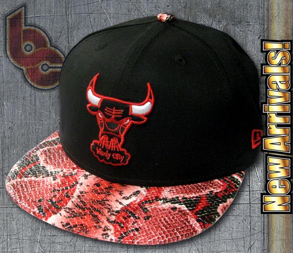 Limited Edition Bulls Snakeskin! - Billion Creation Streetwear b280b08dd88