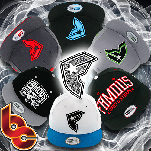 661cda552483e0 Famous Star & Straps New Era Snapbacks - Billion Creation Streetwear