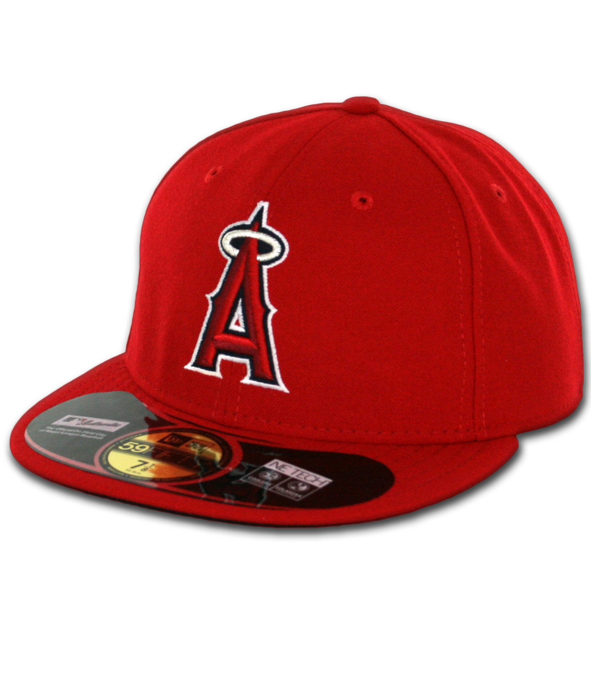 the latest 74587 1cfa8 New Era 59Fifty Los Angeles Angels Of Anaheim 2017 Game Authentic On Field  Fitted Hat