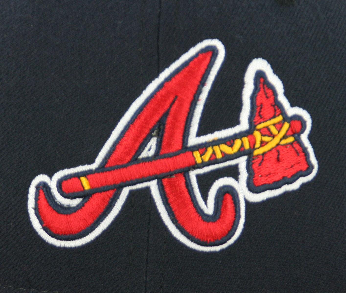 New Era 5950 Atlanta Braves