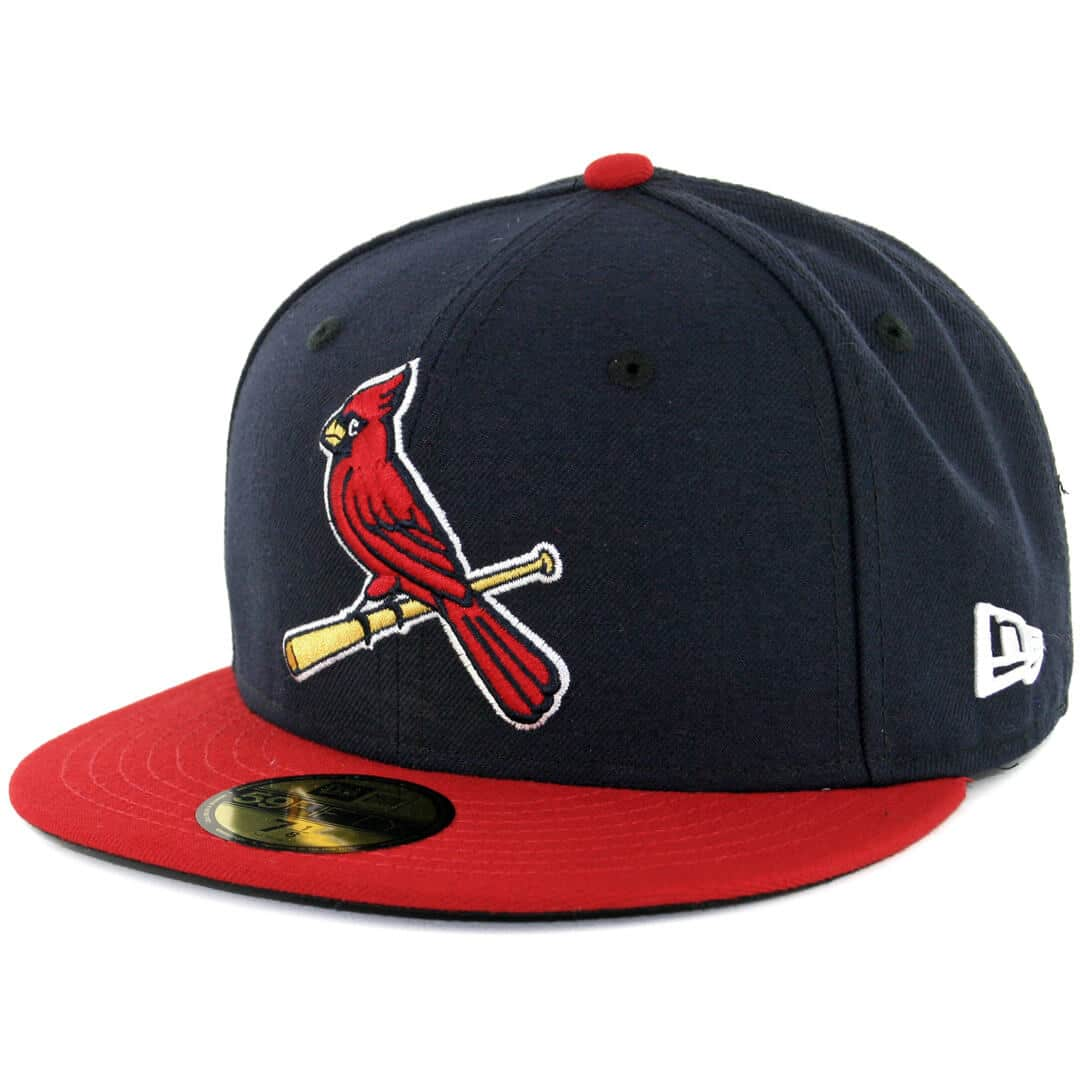 747ca38e New Era 59Fifty St. Louis Cardinals Alternate 2 Authentic On Field Fitted  Hat