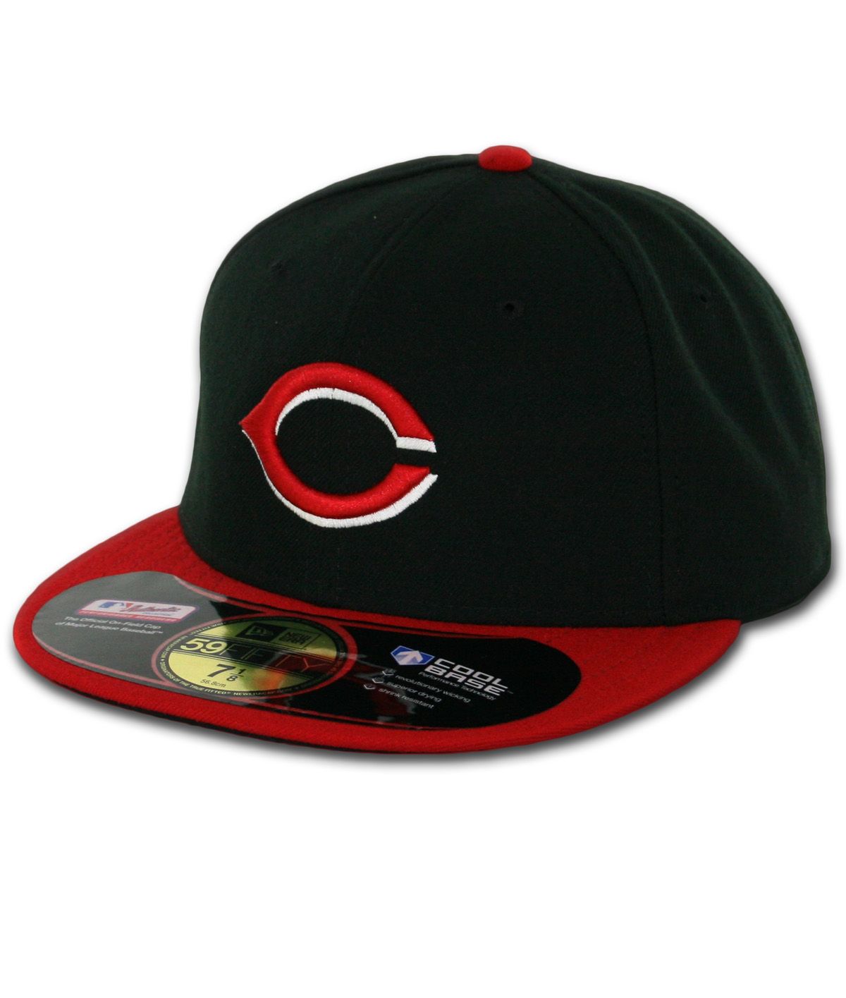 outlet store 79a0f dc5fe New Era 59Fifty Cincinnati Reds 2016 Alternate Authentic On Field Fitted Hat