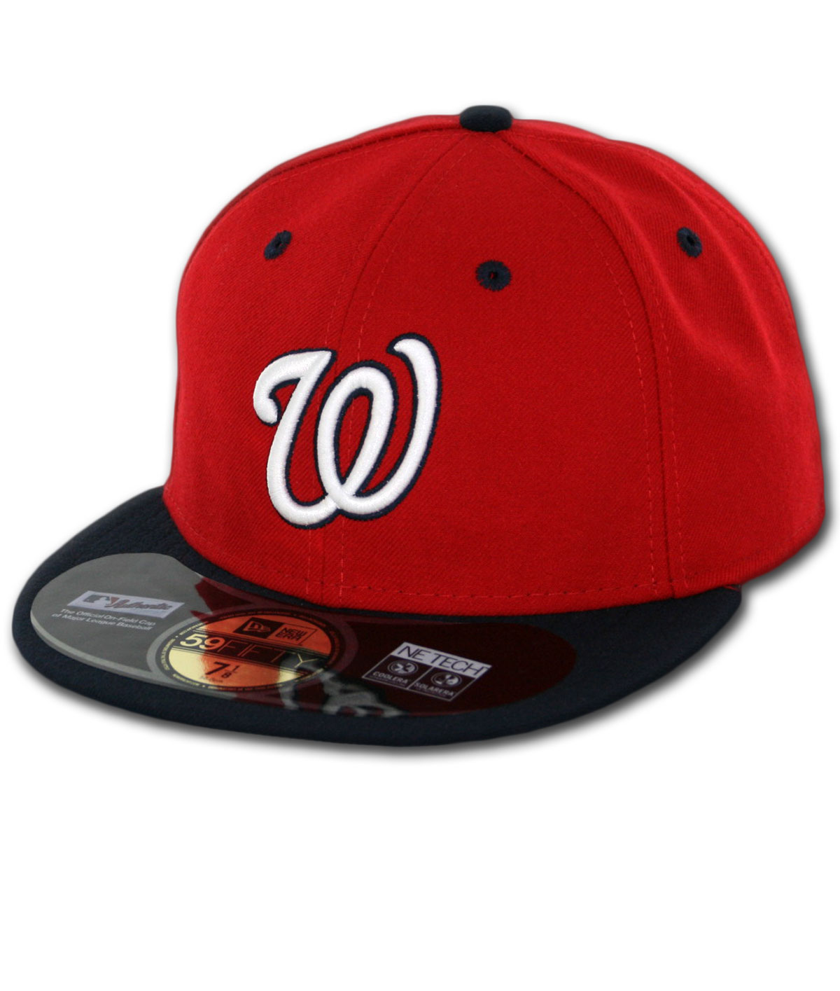 pretty nice 264d7 d3697 New Era 59Fifty Washington Nationals 2016 Alternate 2 Authentic On Field  Fitted Hat