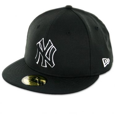 260a87a8b52f6 New Era 59Fifty New York Yankees Fitted Black