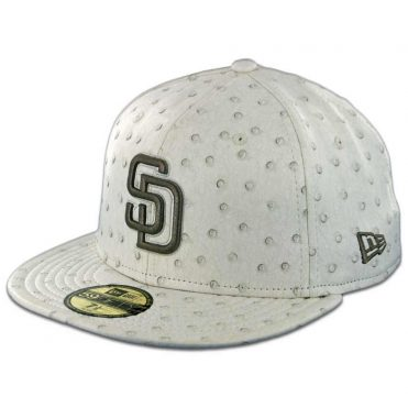 New Era 5950 San Diego Padres Ostrich Rock Fitted Hat