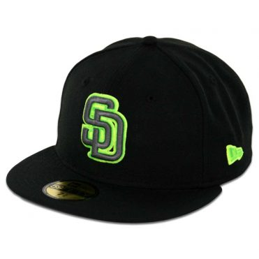 f147865b8cf New Era 59Fifty San Diego Padres Fitted Hat Lunar Eclipse 2.0 ...