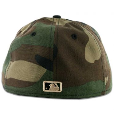 dc2c24efc62 ... Black New Era 59Fifty San Diego Padres Fitted Hat Woodland Camo