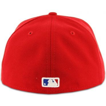 c77c7a18bd4 ... New Era 59Fifty Texas Rangers 2016 Alternate Authentic On Field Fitted  Hat