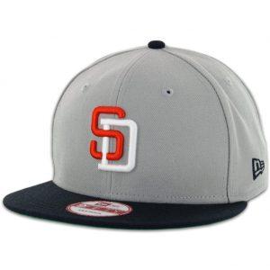 New Era San Diego Padres Tony Gwynn Snapback Hat