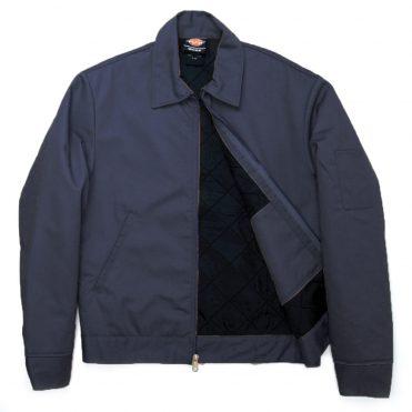 Dickies TJ15 Lined Eisenhower Dark Navy Jacket