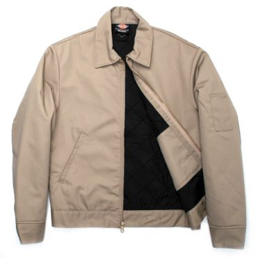 Dickies TJ15 Lined Eisenhower Khaki Jacket