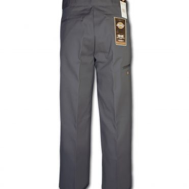 Dickies 85283 Loose Fit Double Knee Charcoal Work Pant