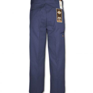 Dickies 85283 Loose Fit Double Knee Dark Navy Work Pant