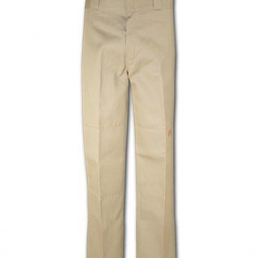 Dickies 85283 Loose Fit Double Knee Khaki Work Pant