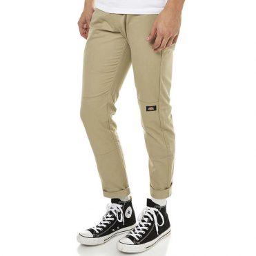 Dickies WP811 Skinny Straight Double Knee Desert Sand Pant