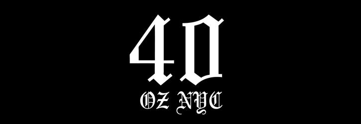 40oz NYC