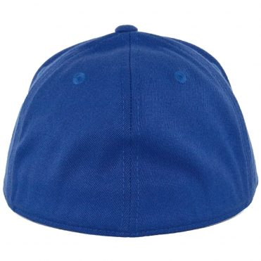 162720c2d2d ... Flexfit Blanks 210 Plain Blank Royal Blue Hat