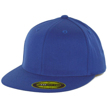 2b894101181 Flexfit Blanks 210 Plain Blank Royal Blue Hat ...