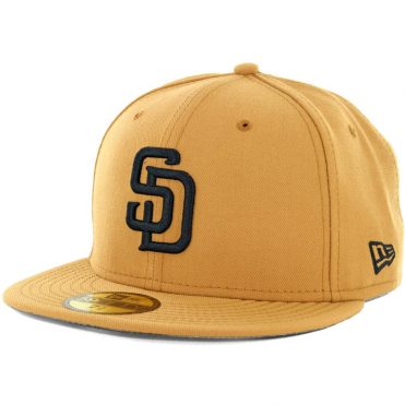 5641716710a New Era 59Fifty San Diego Padres Panama Fitted Hat ...