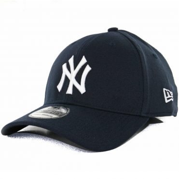 a084d5a7fab New Era 39Thirty New York Yankees Team Classic Stretch Fit Hat