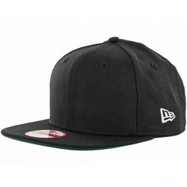 New Era Blanks 9Fifty Plain Blank Snapback Hat 9a86b6024e61