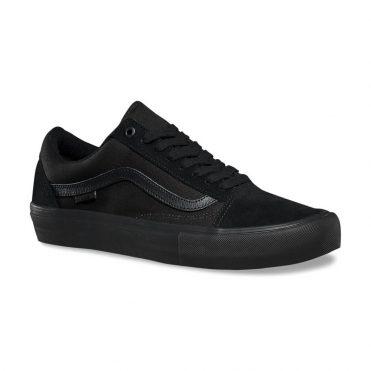 VANS Jersey Lace Old Skool Port Royale & Black Shoes BURGA