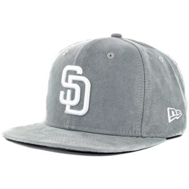 0a08da56518 New Era x Billion Creation 9Fifty San Diego Padres Floral Suede Snapback Hat