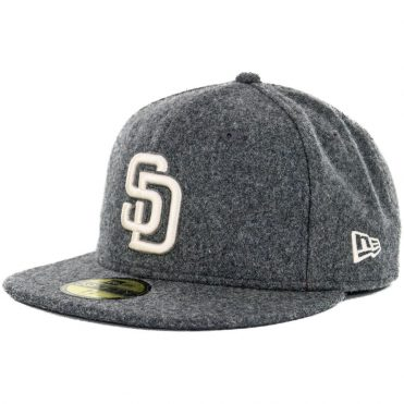 f3214742 New Era x Billion Creation 59Fifty San Diego Padres Melton Fitted Hat, ...