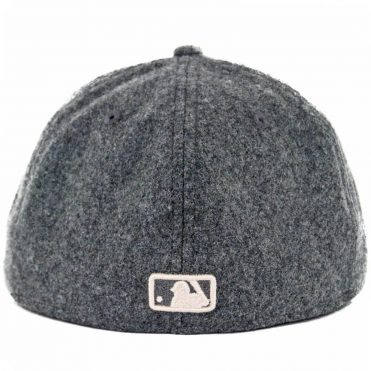 New Era x Billion Creation 59Fifty San Diego Padres Melton Fitted Hat, Dark Grey