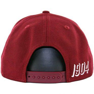 88789c27e0d ... Cardinal New Era x Billion Creation 9Fifty San Diego Shadow 1904 Snapback  Hat