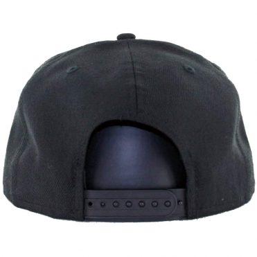 New Era 9Fifty San Diego Padres Black Navy Yellow Snapback Hat