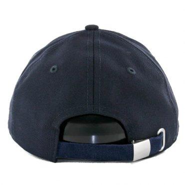 5c7c805a16f ... New Era 9Twenty New York Yankees Tonal Sueded Dark Navy Strapback Hat