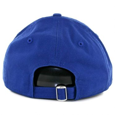 6581d053432 ... New Era 9Twenty San Diego Padres Micro Logo Royal Blue Red Dad Strapback  Hat