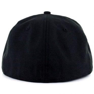 b4a18c81b85 ... REBEL8 Logo Black New Era 59Fifty Fitted Hat
