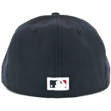 7a32a8fe17d ... New Era 59Fifty California Angels Cooperstown Small A Fitted Hat Navy