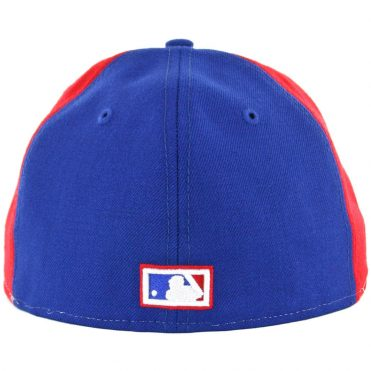 competitive price 57c6b 74c58 ... New Era 59Fifty Montreal Expos Cooperstown Fitted Hat Royal Blue Red  White Royal Blue