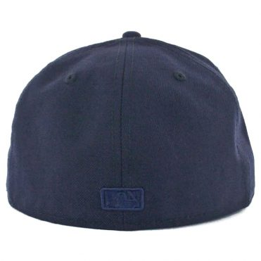 0c4860c33bd9a ... New Era 59Fifty San Diego Padres Tonal Fitted Hat Dark Navy