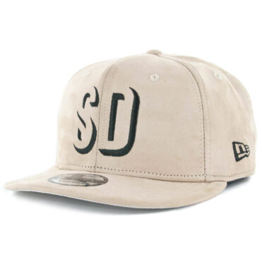 33563d68ab1 New Era x Billion Creation 9Fifty San Diego Shadow 1904 Snapback Hat Tan ...