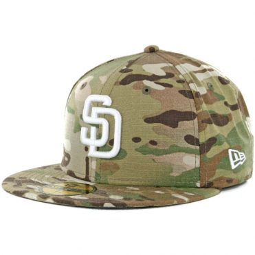 ac45304cfc5 New Era x Billion Creation 59Fifty San Diego Padres Multicam 2.0 Fitted Hat  ...