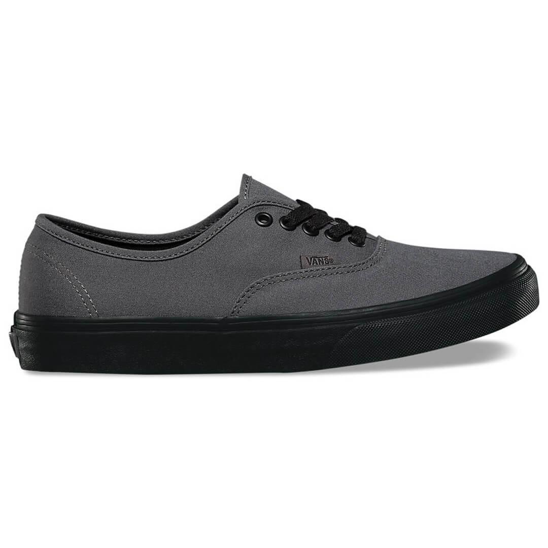 b9cc491432 Vans Outsole Authentic Shoe Pewter Black