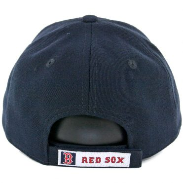 0bcf6dc9ef1865 ... New Era 9Forty Boston Red Sox The League Game Strapback Hat Dark Navy