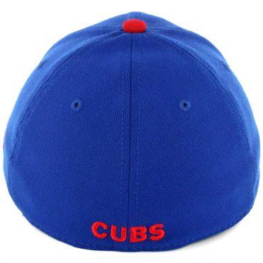 c6ebf8c801b ... New Era 39Thirty Chicago Cubs Game Team Classic Stretch Fit Hat Light  Royal