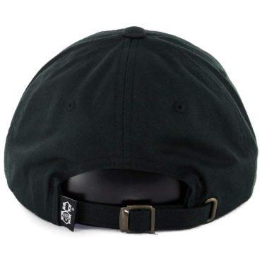 4481b76ec28 REBEL8 Woes Strapback Hat Black REBEL8 Woes Strapback Hat Black