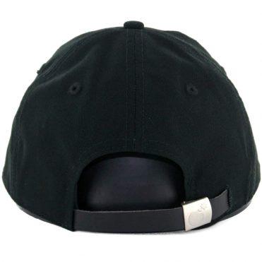 e074dd88 ... The Hundreds Signature New Era 2920 Strapback Hat Black