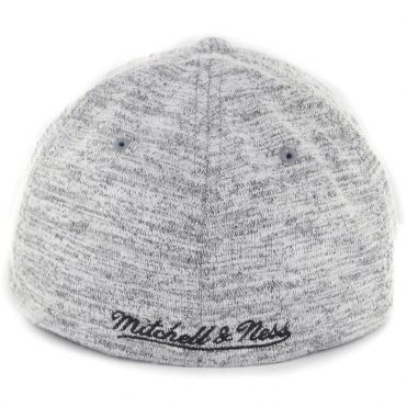 super popular 08715 1a706 ... amazon usa mitchell ness chicago bulls all knit flexfit hat grey 65a56  4e8d1 0ba13 65368