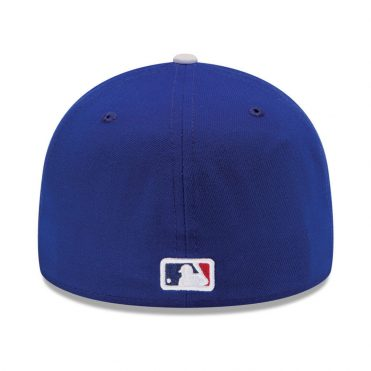 New Era 59Fifty Low Profile Los Angeles Dodgers 2017 Game Fitted Hat