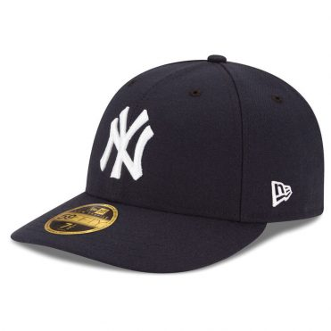 New Era 59Fifty Low Profile New York Yankees 2017 Game Fitted Hat