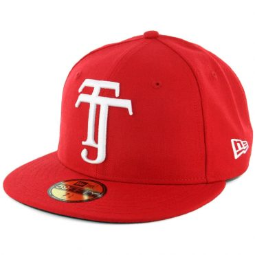 09751294a99 New Era 59Fifty Tijuana Xolos TJ Fitted Hat Scarlet ...