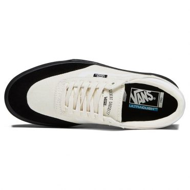 6320c2468e0670 Vans Gilbert Crockett Shoe White Black Vans Gilbert Crockett Shoe White  Black